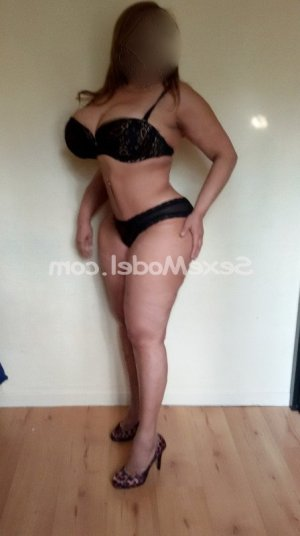 Dallila escorte girl massage tantrique