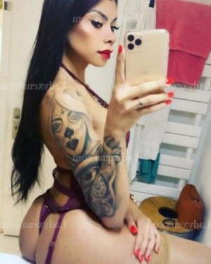 Tyffanie massage sexe escorte trans ladyxena
