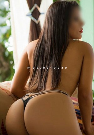 Nancie escorte massage tantrique
