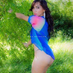Lidy massage escort au Soler